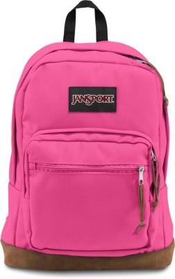 JanSport Right Pack 31 L Laptop Backpack(Pink)
