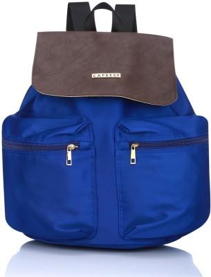 Caprese ALISTAIR MEDIUM 2 L Medium Backpack(Blue)