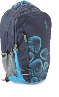 Skybags Backpack Blue Skybags Backpacks
