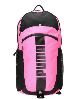 c2adecb89432 2% OFF on Puma Deck Backpack II 15 L Laptop Backpack(Pink) on Flipkart