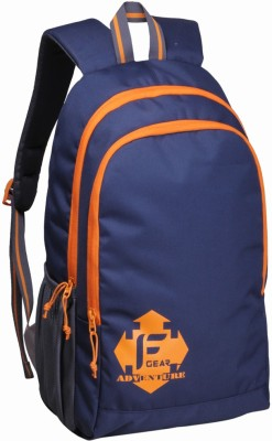 F Gear Castle - Rugged Base 27 L Standard Backpack(Blue)