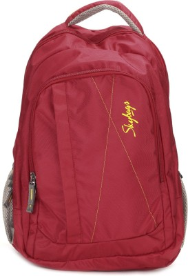 Skybags 26 L Laptop Backpack Red, Grey Skybags Backpacks