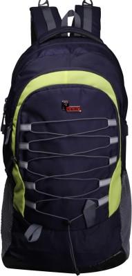 F Gear Elixer 45 L Laptop Backpack(Blue, Yellow)