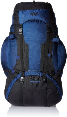 Wildcraft 8903338055303 55 L Backpack(Blue) at flipkart