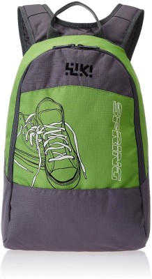 Wildcraft 8903338038856 18 L Backpack(Green)