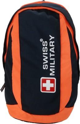 SWISS MILITARY Polyester 31 L Backpack Orange SWISS MILITARY Backpacks