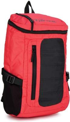 The Vertical VITALITY 25 L Laptop Backpack Red, Black The Vertical Backpacks