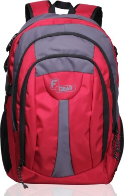 F Gear Areena V2 34 L Backpack(Red)