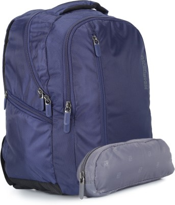 American Tourister CitiPro 05 24.816 L Medium Laptop Backpack (Blue)