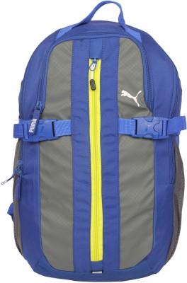125bac9ecc 28% OFF on Puma Unisex Blue Casual Backpacks 5 L Backpack(Blue) on Flipkart
