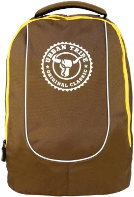 Urban Tribe Mustang 25 L Laptop Backpack Green, Yellow Urban Tribe Backpacks