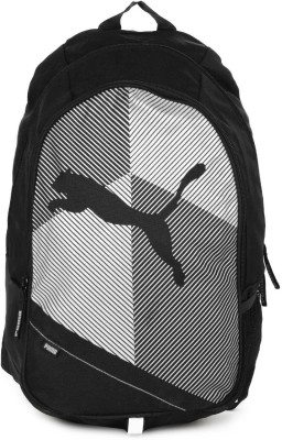 Puma Echo Plus 27 L Backpack(Black)