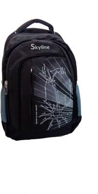 Skyline 058 21 L Laptop Backpack Black Skyline Backpacks