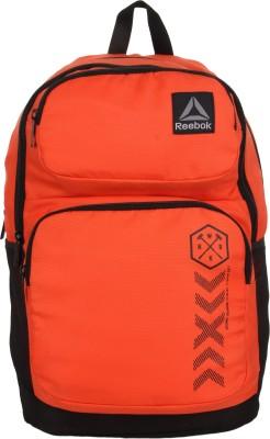 26% OFF on REEBOK School BP 19 L Backpack(Orange) on Flipkart ...