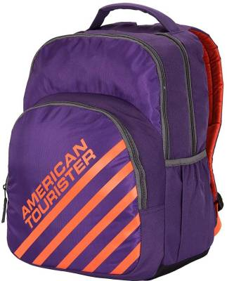 American Tourister AMT 2016 - Ebony Backpack