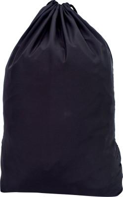 Roadeez Plain Comfy 2.5 L backpack(Black)  available at flipkart for Rs.180