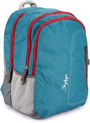 Skybags Neon 02 Backpack Blue, Grey Skybags Backpacks