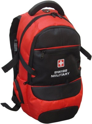 Swiss Military LBP 6 25 L Laptop Backpack Red