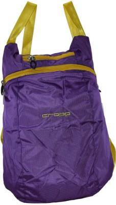 Cropp emzcroppgnressipurple 8 L Backpack Purple Cropp Backpacks