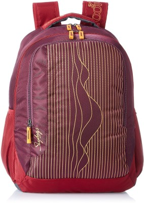 Skybags BPHELFS1RED 24 L Backpack(Red)