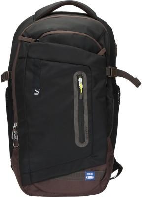 16825610cb 28% OFF on Puma Evo Blaze Backpack 13 L Laptop Backpack(Black) on Flipkart