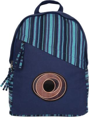 Anekaant Streak 17.6 L Backpack Blue Anekaant Backpack Handbags