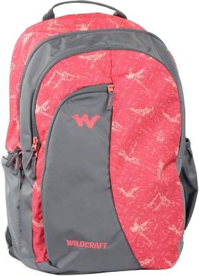 5053d5d3be22 Buy Wildcraft nature 3 pink 22 L Backpack(Pink) on Flipkart ...