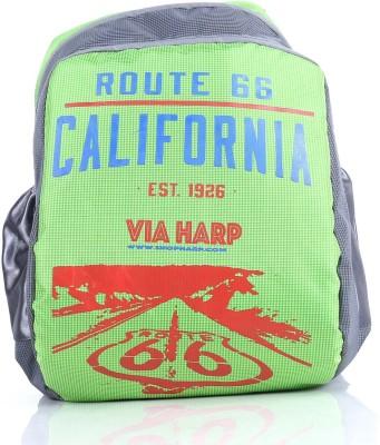 Shopharp calfornia verde 12 L Backpack Green