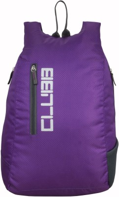 Clubb College Casual Canter 10 L Backpack Purple