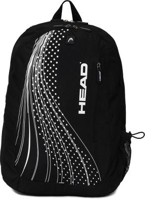 Head Sprint 18 L Laptop Backpack White, Black