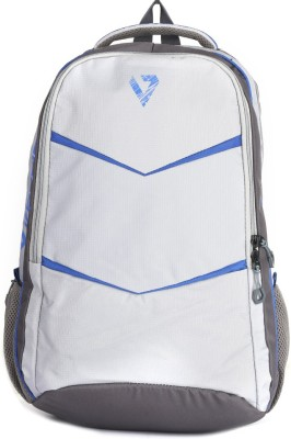 The Vertical ROUTINE 21 L Laptop Backpack Grey The Vertical Backpacks