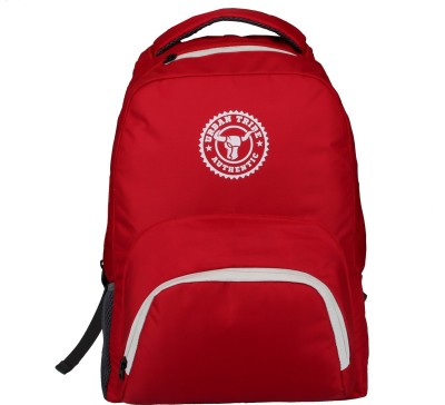 Urban Tribe Street Hawk Tall Boy 24 L Laptop Backpack Red Urban Tribe Backpacks