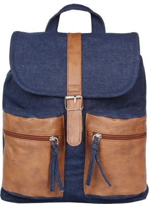 Anekaant Classic 11 L Backpack Blue Anekaant Backpacks