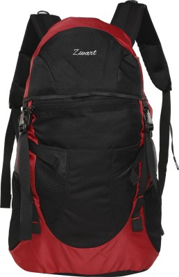 Zwart CLINROV 32 L Medium Backpack Red, Black Zwart Backpacks