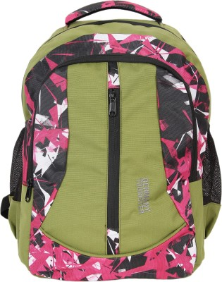 Germany Tourister GTT02GRNMULTICOLOR 26 L Backpack Multicolor Germany Tourister Backpacks