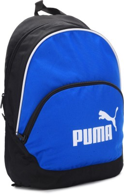 Puma Backpack(Black, Blue)