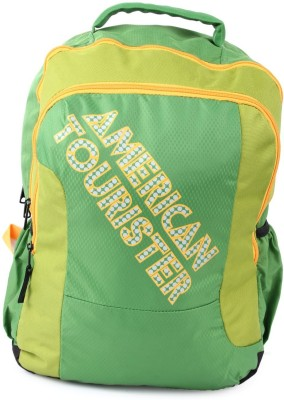 American Tourister Code 24 L Backpack(Green)