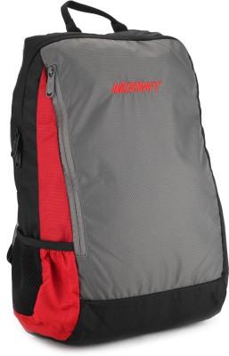 Wildcraft Streak 20 L Laptop Backpack(Red)  available at flipkart for Rs.1140