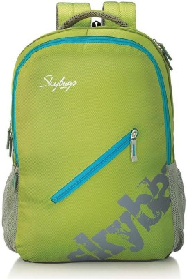 Skybags Footloose Colt Plus 01 30 L Backpack(Green)