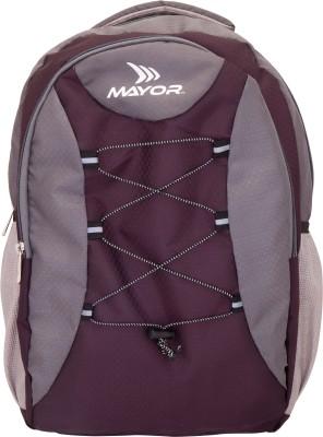 MAYOR Bolt 25 L Laptop Backpack Grey MAYOR Backpacks