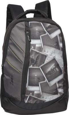 Zwart SERINT 25 L Medium Backpack Black, Grey Zwart Backpacks