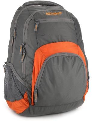 Wildcraft Hopper 30 L Laptop Backpack (Orange, Size - 19)