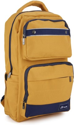 The Vertical SURFER 14 L Laptop Backpack Yellow The Vertical Backpacks