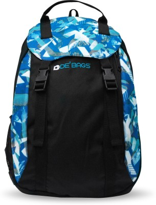 De' Bags Flipper Blue 10 L Small Backpack Blue De' Bags Backpacks