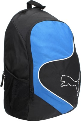 Puma New Power Cat Backpack(Blue, Black) at flipkart