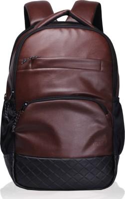 F Gear Luxur 25 l Backpack(Brown)