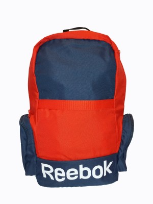 20% OFF on REEBOK Bts Junior BP 22 L Backpack(Red) on Flipkart ...