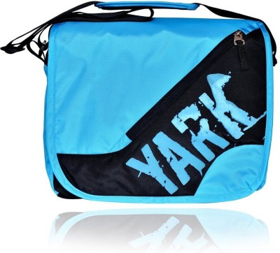 YARK Messenger Bag 2101 Waterproof School Bag Blue, 13 inch YARK Bags, Wallets   Belts