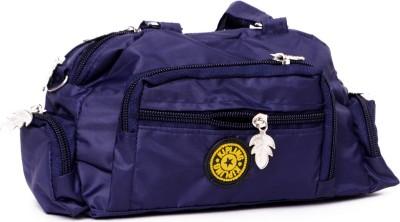 Zakina Hand-held Bag(Blue)  available at flipkart for Rs.160