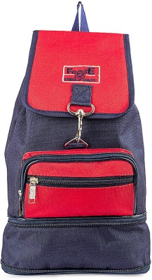 WRIG Waterproof School Bag(Red, 3 L)